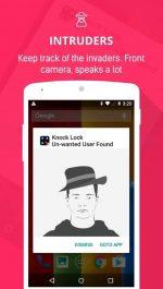 دانلود برنامه قفل اندروید Knock Lock-App Lock Pro