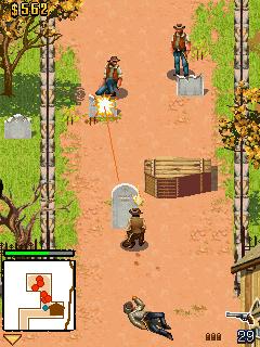 دانلود بازی جاوا سلاح های غرب وحشی Wild West Guns