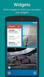 دانلود لانچر زیبای Smart Launcher Pro 3 اندروید