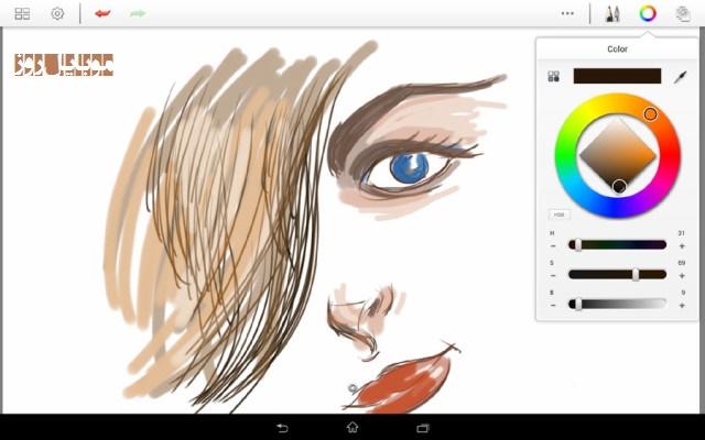 دانلود برنامه ویرایش عکس و نقاشی Sketch برای اندروید