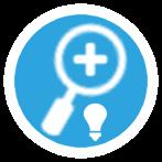 دانلود برنامه ذره بین برای اندروید Magnifying Glass Flashlight