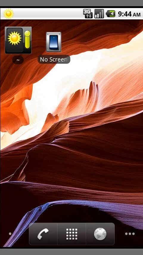برنامه اندروید جلوگیری از خاموش شدن صفحه نمایش No Screen Off