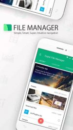 دانلود فایل منیجر پیشرفته اندروید Super File Manager (Explorer)