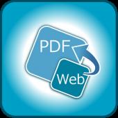 برنامه تبدیل صفحات سایت ها به PDF برای اندروید Convert web to PDF