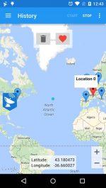 دانلود برنامه جی پی اس تقلبی برای اندروید Fake GPS