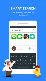 دانلود لانچر لاین برای اندروید LINE Launcher