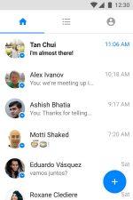 دانلود برنامه مسنجر لایت اندروید Messenger Lite