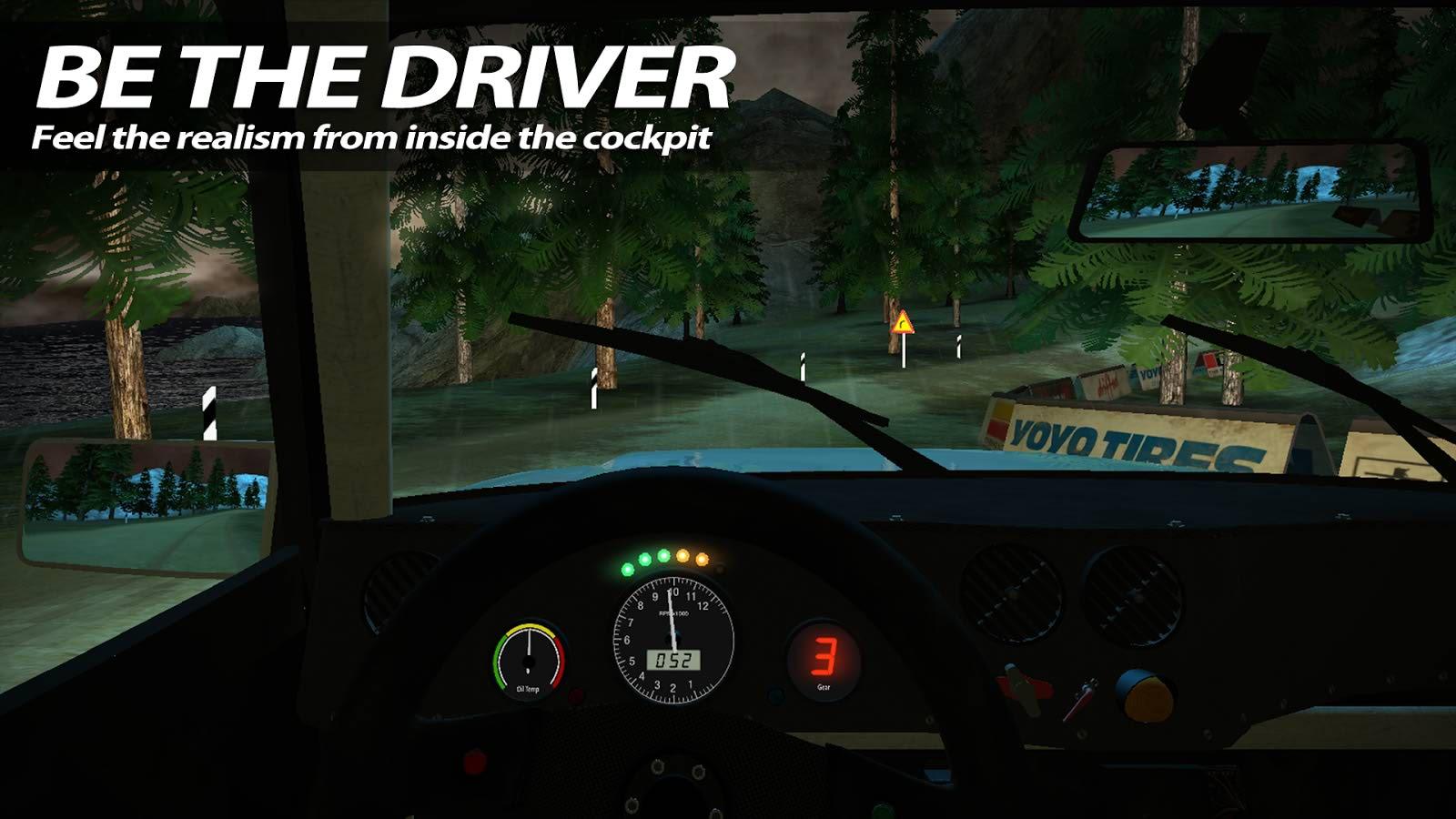 دانلود برترین بازی رالی برای اندروید Rush Rally 2 با لینک مستقیم