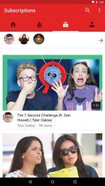 دانلود برنامه محبوب یوتیوب برای اندروید YouTube