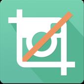اپلیکیشن اندروید اشتراک گذاری تصاویر در اینستاگرام بدون برش No Crop & Square for Instagram
