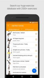 دانلود برنامه تناسب اندام برای اندروید Virtuagym Fitness - Home & Gym