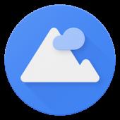 برنامه تصاویر پس زمینه گوگل برای اندروید Wallpapers