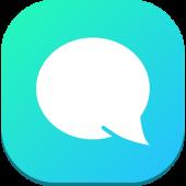 برنامه شبیه ساز بخش پیامک آیفون برای اندروید Apple Message