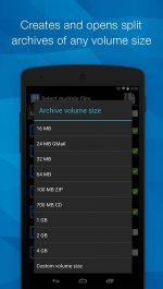 دانلود اپلیکیشن مدیریت فایل های فشرده در اندروید B1 Archiver zip rar unzip