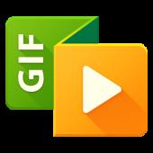 دانلود برنامه تبدیل تصاویر گیف به ویدیو GIF to Video برای اندروید
