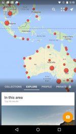 دانلود برنامه گوگل استیریت ویو اندروید Google Street View