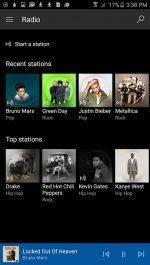 دانلود موزیک پلیر مایکروسافت برای اندروید Microsoft Groove
