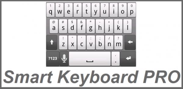 دانلود کیبورد هوشمند و حرفه ای اندروید Smart Keyboard Pro