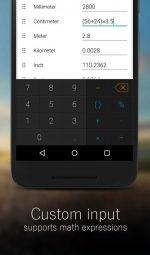 دانلود ماشین حساب حرفه ای برای اندروید CalcKit: All in One Calculator
