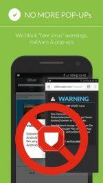 مرورگر اندروید مسدود کردن تبلیغات اینترنتی Free Adblocker Browser