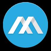 دانلود برنامه کم حجم اتصال به فیسبوک و تویتر در اندروید Metal Pro