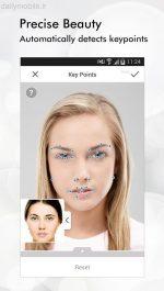 دانلود برنامه روتوش و آرايش چهره Perfect365 One-Tap Makeover
