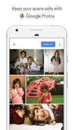 دانلود نرم افزار اسکن تصاویر گوگل برای اندروید PhotoScan by Google Photos