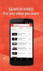 نرم افزار دانلود ویدیو از یوتیوب برای اندروید SnapTube Video and Music Downloader
