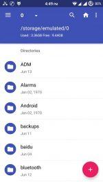 دانلود اپلیکیشن مدیریت فایل اندروید Amaze File Manager