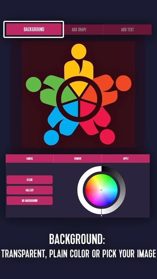 Online text logo maker