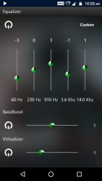 دانلود موزیک پلیر حرفه ای اندروید PowerAudio Pro Music Player