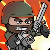 دانلود بازی اکشن ارتش احمق 2 برای اندروید Doodle Army 2 : Mini Militia