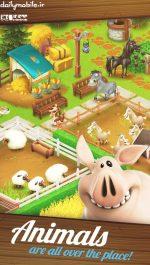 دانلود بازی مزرعه داری هی دی برای اندروید Hay Day