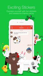 دانلود مسنجر لاین برای آیفون LINE iOS