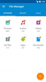دانلود فایل منیجر رایگان و حرفه ای اندروید Moto File Manager