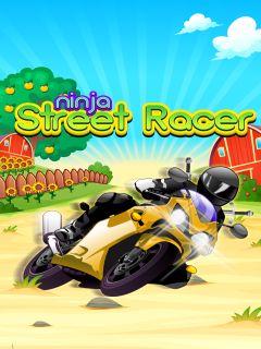 بازی موتور سواری Ninja Street Racer جاوا