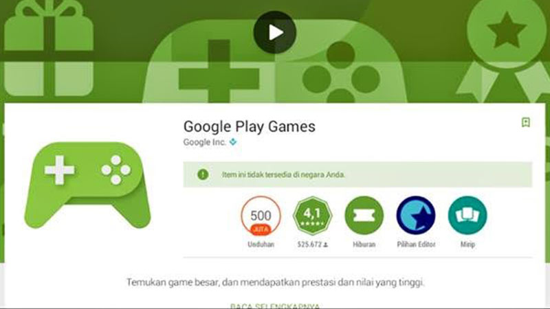 رفع خطای گوگل پلی :این مورد در کشور شما قابل دسترسی نیست