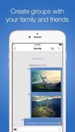 دانلود مسنجر ایمو برای آیفون و آیپد imo video calls and chat iOS