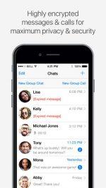دانلود جدیدترین نسخه پیام رسان سوما برای آیفون SOMA iOS