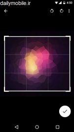 دانلود نرم افزار اندروید تار کردن عکس ها Tholotis - Blur