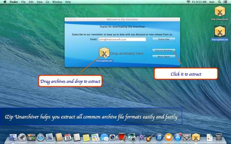 دانلود برنامه مدیریت فایل های زیپ برای اندروید iZip Unarchiver - RAR, 7Z, ZIP ... Decompressor