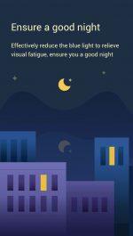 دانلود برنامه تنظیم نور آبی صفحه نمایش اندروید Blue Light Filter - Night Mode