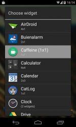 دانلود برنامه روشن نگه داشتن صفحه نمایش اندروید Caffeine