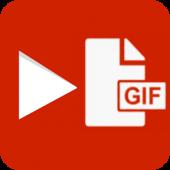 دانلود نرم افزار تبدیل ویدیو به گیف برای اندروید Video to GIF