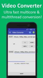 دانلود برنامه تغییر فرمت فیلم ها برای اندروید Video Converter