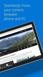 دانلود مرورگر مایکروسافت اچ برای اندروید Microsoft Edge Preview