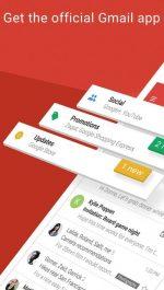 دانلود نرم افزار آیفون مدیریت ایمیل جیمیل گوگل Gmail iOS App