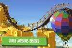 دانلود بازی اندروید فوق العاده پل بساز Build a Bridge