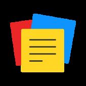 دانلود اپلیکیشن دفترچه یادداشت حرفه ای اندروید NOTEBOOK - Take Notes, Sync