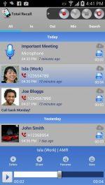 دانلود برنامه ضبط تماس گالکسی اس 8 اندروید Call Recorder Galaxy S8